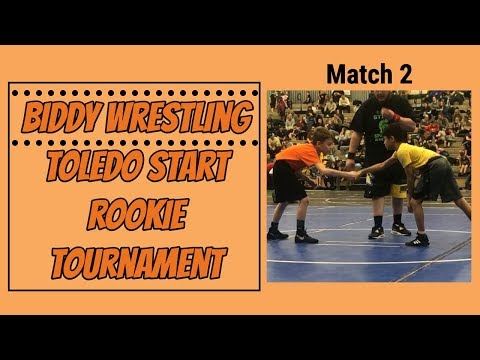 Toledo Start  Rookie Tournament ~ 9/19/20 ~ Match 2