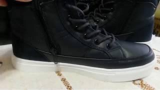 Ботинки для мальчика БОЙ