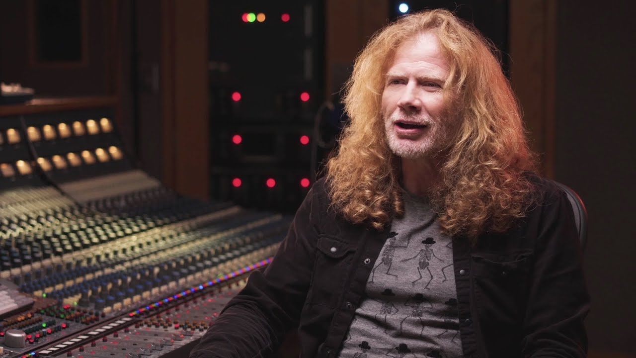 Dave Mustaine And The Future Of Megadeth