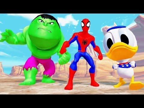 Çocuklar için eğlenceli video, İngilizce çocuk şarkıları , Çizgi film