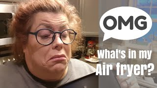 How I am losing weight. Weight loss journey 2019. Brussel Sprouts air fryer