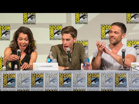 ORPHAN BLACK: Top 7 Moments From ComicCon 2014 Panel  BBC AMERICA