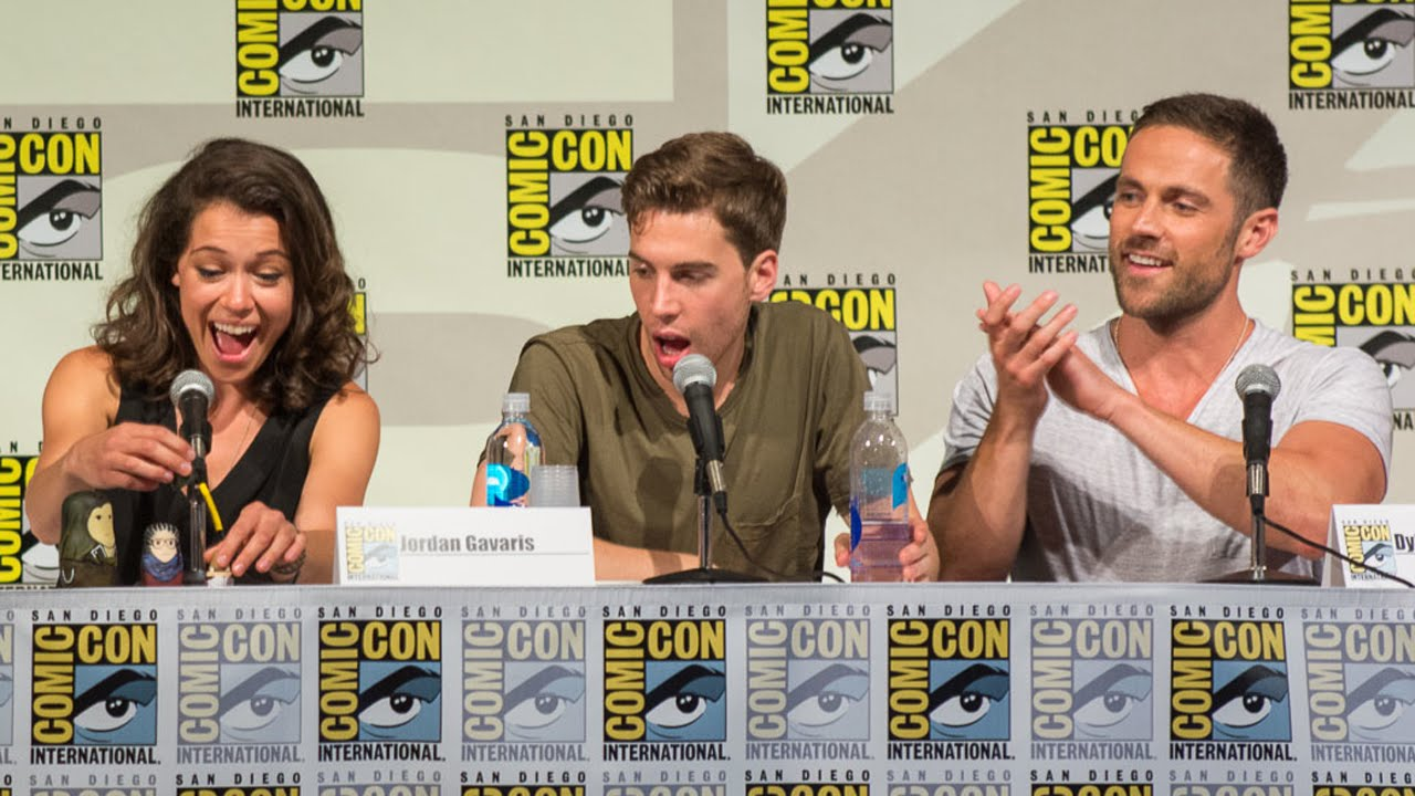 Download ORPHAN BLACK: Top 7 Moments From Comic-Con 2014 Panel - BBC AMERICA