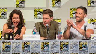 Orphan black: top 7 moments from comic-con 2014 panel - bbc america