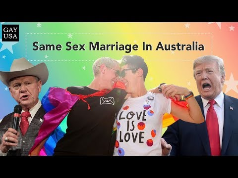 Gay USA: Same Sex Marriage In Australia