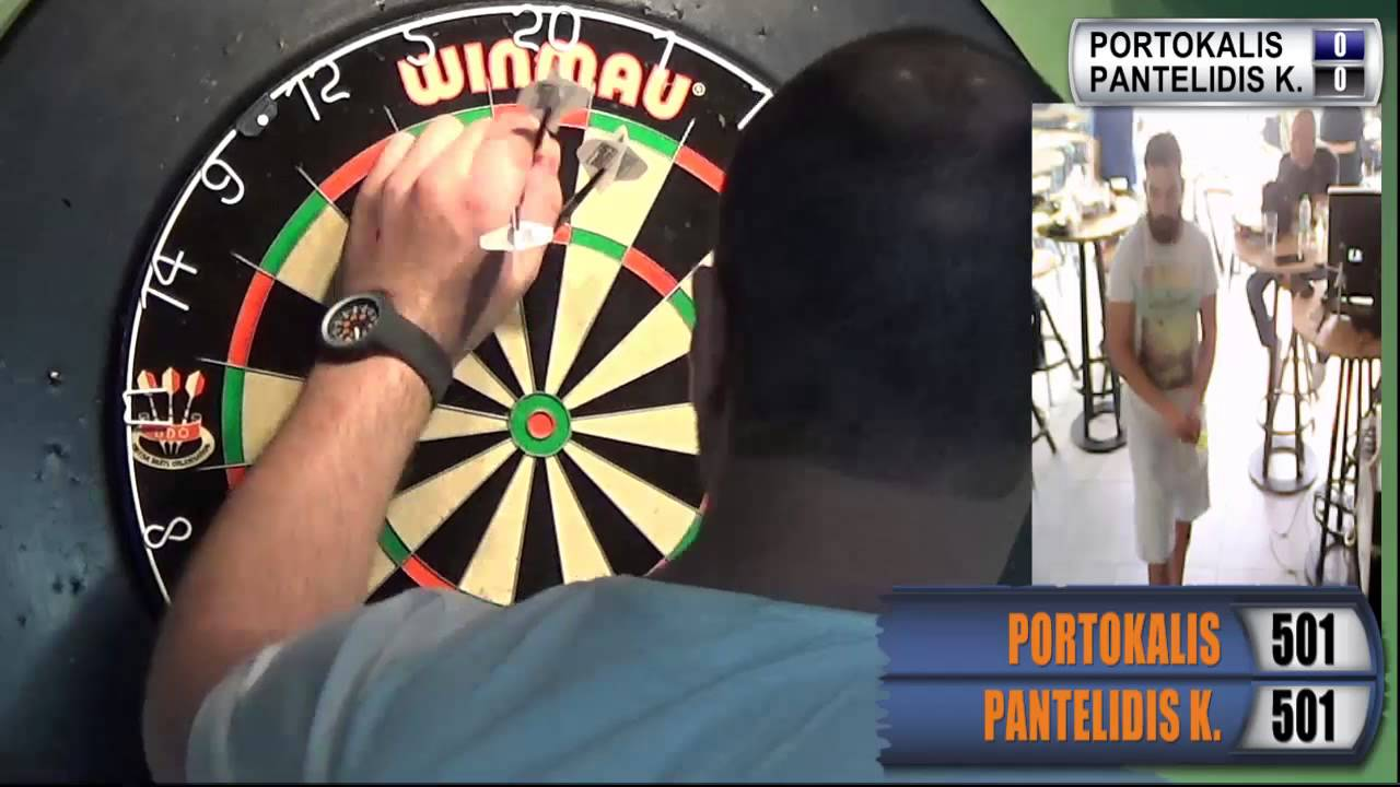 Live Dart Stream
