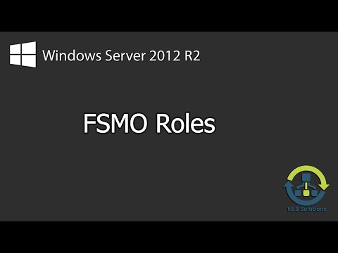 How to transfer FSMO roles in Windows Server 2012 R2 (Explained)