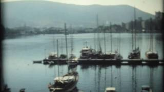 1977'de Bodrum! Super 8 filmle çekmiştim.That's Bodrum in 1977! I shot this on Super 8 film.