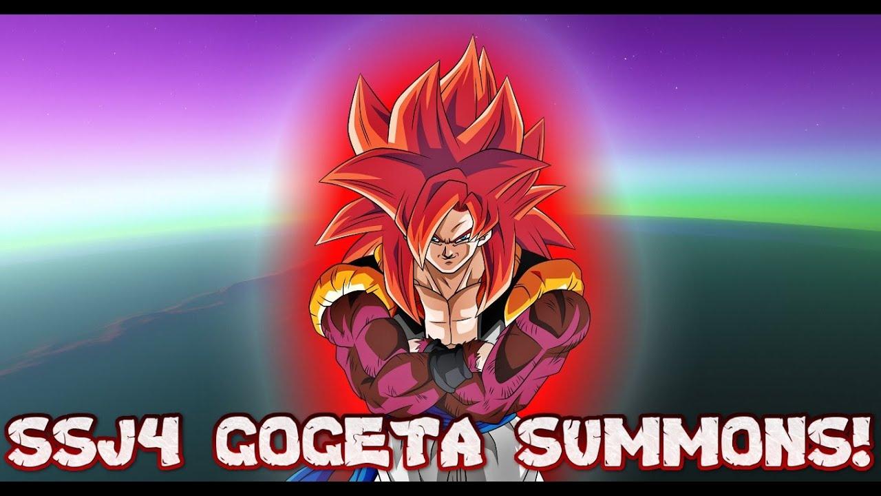 SSJ4 GOGETA!!!!! (DOKKAN BATTLE)