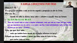 Estudo Bíblico - Efésios 4.7-9