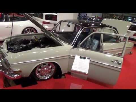 1966 Audi 72 Auto Union MBH 72hp - 2014 Essen Motor Show