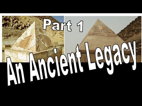 An Ancient Legacy Part 1 Great Pyramid to the Red Pyramid via the Pendulum