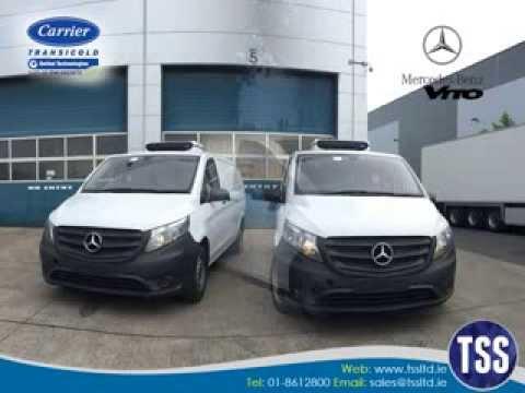 1273f6128b Mercedes Vito Fridge Van - YouTube