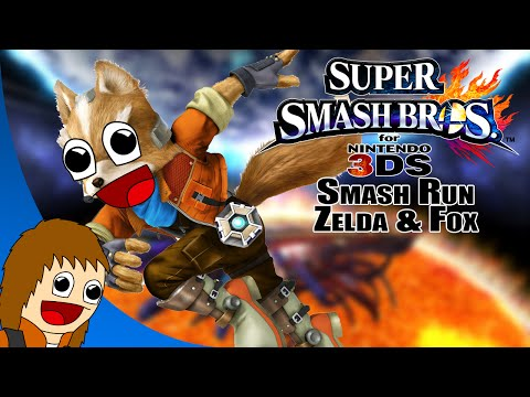 Death Skulls (Smash Run) - Super Smash Bros 3DS: Part 8