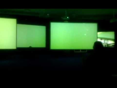 Isaac Julien: Ten Thousand Waves - Expanded Cinema 2