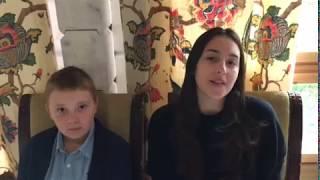 Обучение в Англии, отзыв учеников Анастасии и Антона