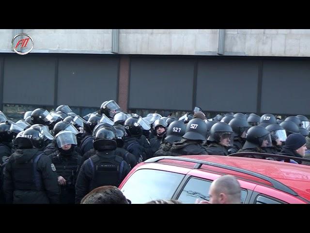 Мітинг під стінами Верховної Ради України 17.12.2019