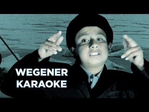 Wegener vs. The Fixists - Science Karaoke