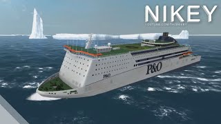 Корабль тонет! - Ship Simulator Extremes.