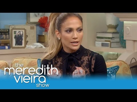 Jennifer Lopez On Marc Anthony | The Meredith Vieira Show
