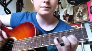 What Makes You Beautiful TUTORIAL (Part 1) - Boyce Avenue