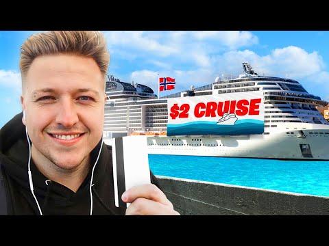 $2 Cruise Ship