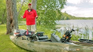 Smart Kayak Tackle and Gear Storage Solutions