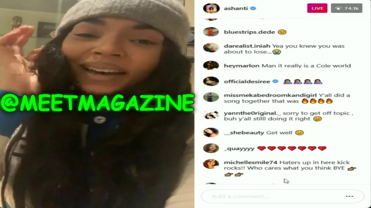 Ashanti COVID 19 positive! Keyshia Cole Verzuz rescheduled for January 9, 2021!