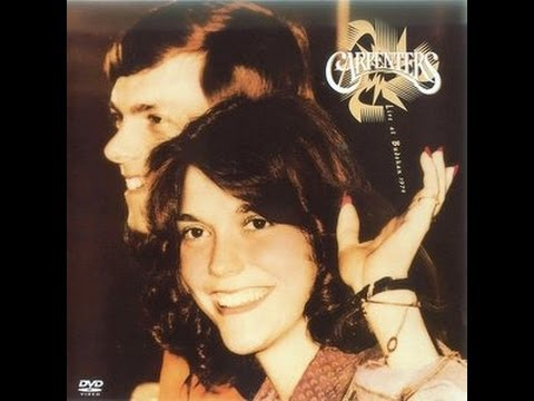 The Carpenters - Live At Budokan 1974 (Full Album)