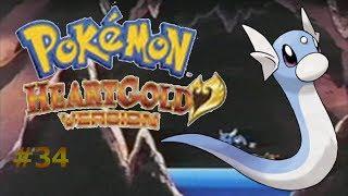 La prueba del dragón/Pokemon Heart Gold #34