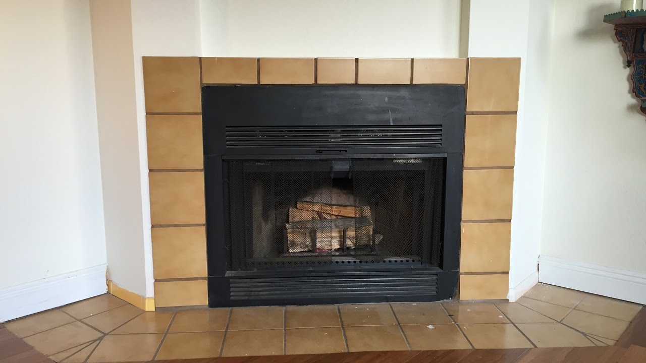 Stunning Remodel! | How to Tile a Fireplace | Remodel Your ...