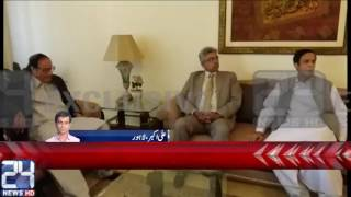 Javed Iqbal announced to join the PML-Q