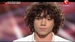 09 Дмитрий Сысоев Ticket To The Moon X Factor 4 прямой эфир