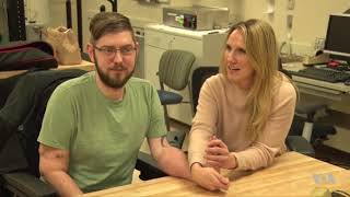 Double-Arm Transplant Gives Marine Corps Veteran a Shot at New Life