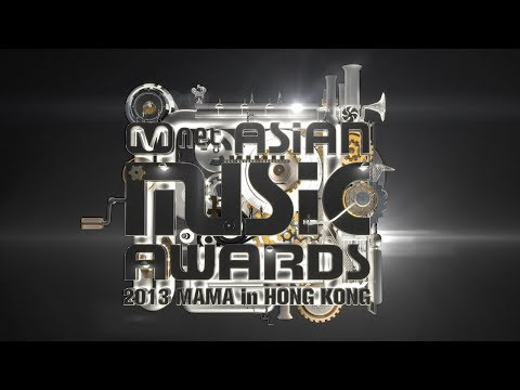 Live! 2013 MAMA in Hong Kong(Mnet Asian Music Awards)