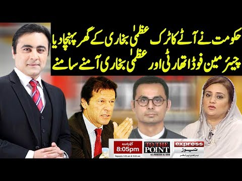 To The Point With Mansoor Ali Khan | 22 January 2020 | Express News