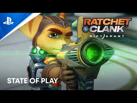 Ratchet & Clank: Rift Apart | Bande-annonce du State of Play - 4K - VOSTFR | PS5