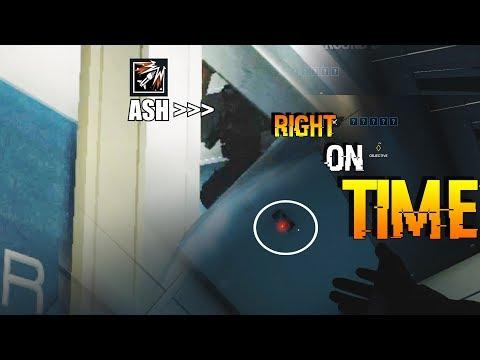 Right On Time - Rainbow Six Siege Operation Chimera