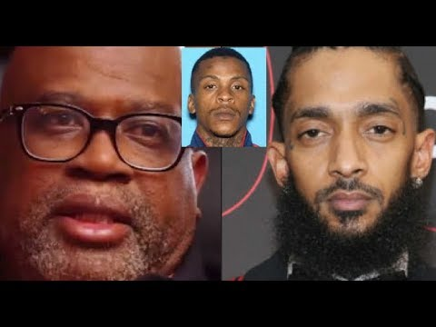 Nipsey Hussle: O.J. Simpson prosecutor Darden representing suspect Eric Holder Pleads NOT Guilty????