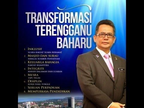 TRANSFORMASI TERENGGANU BAHARU (MINUS ONE)