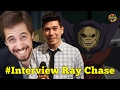 The Voice of Etrigan the Demon Ray Chase Justice League Dark Premiere