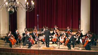 London Cello Orchestra - Begin the Beguine