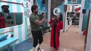 Bigg Boss S12 – Day 93– Watch Unseen Undekha Clip Exclusively on Voot