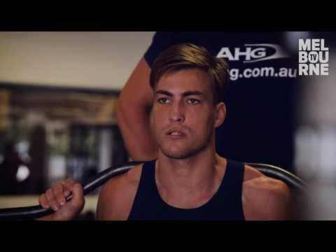 Inside Melbourne: Gym session