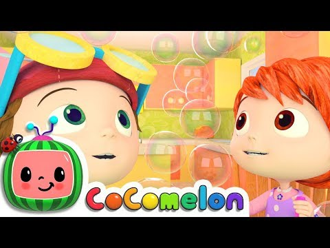 Five Senses Song  Cocomelon ABCkidTV Nursery Rhymes & Kids Songs