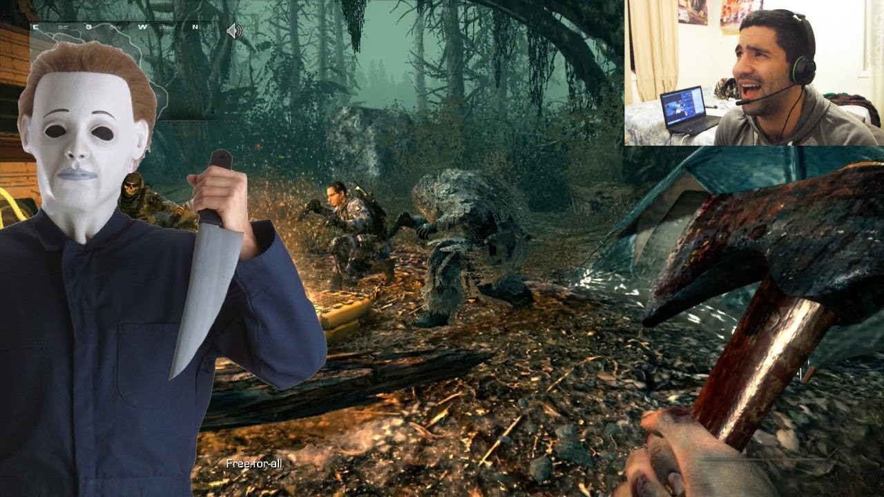 New Michael Myers Game Mode Murder At The Campfire Cod
