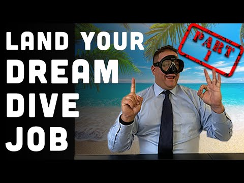 How To Land Your Dream Scuba Instructor Job Part I: The Scuba Diving Instructor's Resume