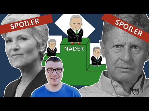 Ralph Nader, The 3rd Party Spoiler (ft. Mr. Beat)