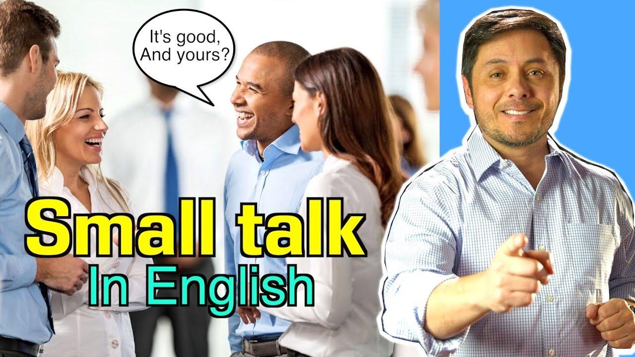 Cómo hacer conversación en Inglés!