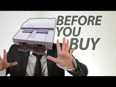 SNES Classic - Before You Buy